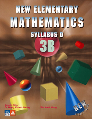 Singapore Math: New Elementary Math Textbook 3B   -