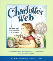 Charlotte's Web - Audiobook on CD   -     By: E.B. White