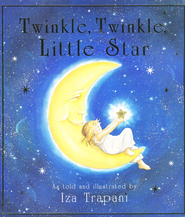 Twinkle, Twinkle, Little Star   -     By: Iza Trapani
