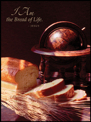 I am the Bread of Life Mounted Print  -              By: Robert Cushman Hayes