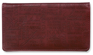 Names of Jesus, Checkbook Cover  -