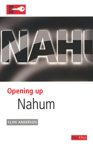 Opening up Nahum  -     By: Clive Anderson