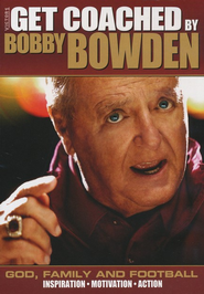 Get Coached by Bobby Bowden: God, Family and Football, DVD   -