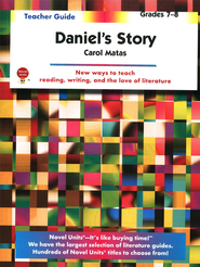 Daniel's Story, Novel Units Teacher's Guide, Grades 7-8   -     By: Carol Matas