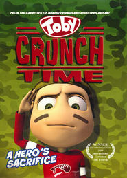 Crunch Time: A Hero's Sacrfice, DVD   -