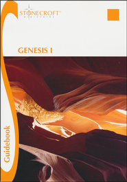 Genesis I: The God of Creation Guidebook  -              By: Stonecroft Ministries