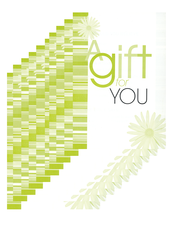 A Gift For You - pamphlet - pack of 10   -     By: Stonecroft