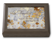 Las Familias, Family Keepsake Photo Box  -