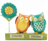 Owls, Forever Friends, Philemon 1:4  -