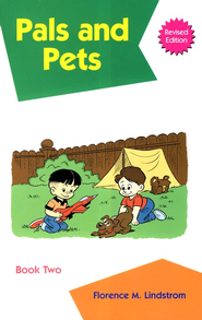 Christian Liberty Phonics Readers Book 2: Pals & Pets, Grade K    -     By: Florence Lindstrom