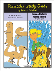 Oscar Otter Henry & Mudge in Puddle Trouble Progeny Press Study Guide   -              By: Rebecca Gilleland