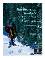 The Bears on Hemlock Mountain Progeny Press Study Guide   -     By: Rebecca Gilleland