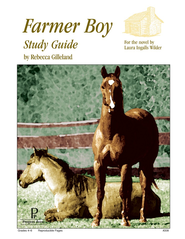 Farmer Boy Progeny Press Study Guide   -     By: Rebecca Gilleland