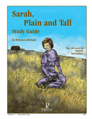 Sarah, Plain and Tall Progeny Press Study Guide   -     By: Rebecca Gilleland