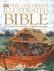 The Children's Illustrated Bible (compact size)  -     By: Selina Hastings;     Illustrated By: Eric Thomas