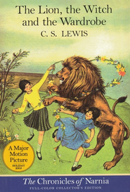 The Lion, the Witch, and the Wardrobe, The Chronicles of Narnia  Commemorative Edition  -     By: C.S. Lewis
