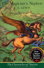 The Magicians Nephew, The Chronicles of Narnia  Commemorative Edition  -     By: C.S. Lewis