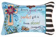 Gifts From Above Pillow  -