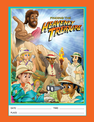 Heavenly Treasure VBS Poster  -