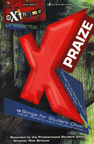 Extreme Praize (Choral Book)   -