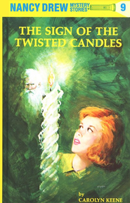 The Sign of the Twisted Candles, Nancy Drew Mystery Stories Series #9   -     By: Carolyn Keene