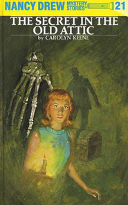 The Secret in the Old Attic, Nancy Drew Mystery Stories Series #21   -     By: Carolyn Keene, Ray Johnson
