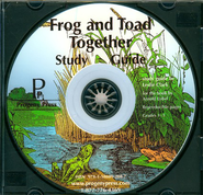 Frog and Toad Together Study Guide on CDROM  -