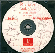 Prereader Study Guide: Oscar Otter and Henry & Mudge in Puddle Trouble on CDROM  -