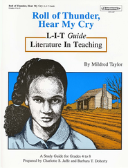 Roll Of Thunder, Hear My Cry L-I-T Study Guide   -