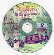 Little House in the Big Woods Study Guide on CDROM  -