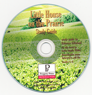 Little House on the Prairie Study Guide on CDROM  -