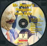 Mr. Popper's Penguins Study Guide on CDROM  -