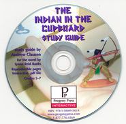 Indian in the Cupboard Study Guide on CDROM  -