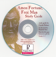 Amos Fortune, Free Man--CD-ROM  -