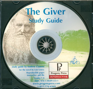 The Giver--Study Guide on CD-ROM  -