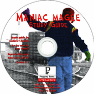 Maniac Magee Study Guide on CDROM  -