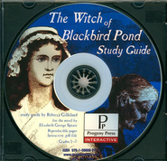 Witch of Blackbird Pond Study Guide on CDROM  -