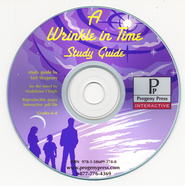 Wrinkle in Time Study Guide on CDROM  -