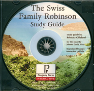 Swiss Family Robinson Study Guide on CDROM  -