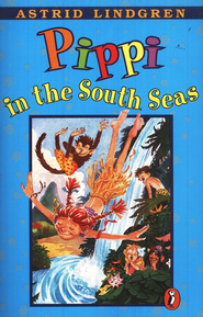 Pippi in the South Seas   -     By: Astrid Lindgren, Louis S. Glanzman, Gerry Bothmer
