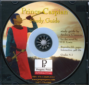 Prince Caspian Study Guide on CDROM  -