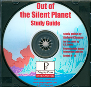 Out of the Silent Planet Study Guide on CDROM  -