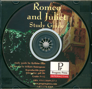 Romeo and Juliet Study Guide on CDROM  -