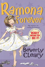 #7: Ramona Forever  -     By: Beverly Cleary     Illustrated By: Tracy Dockray