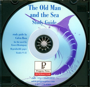 Old Man and the Sea Study Guide on CDROM  -