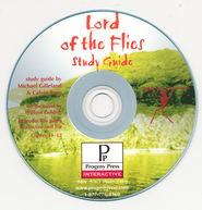 Lord of the Flies Study Guide on CDROM  -