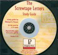 Screwtape Letters Study Guide on CDROM  -
