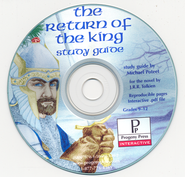 Lord of the Rings: The Return of the King Study Guide on CDROM  -