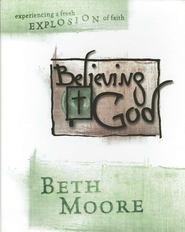 Believing God: Leader Kit DVD   -     By: Beth Moore