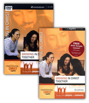 Growing in Christ Together Starter Kit   -